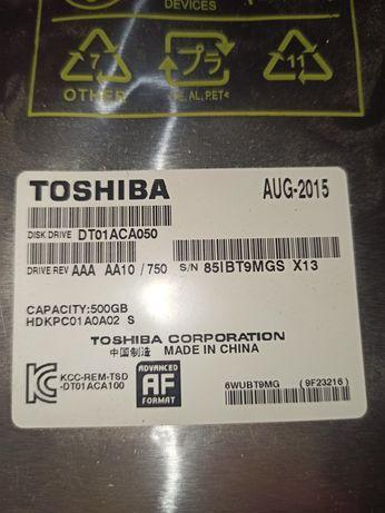 Toshiba HDD DT01ACA050 500GB 3,5 внутренний SATA III