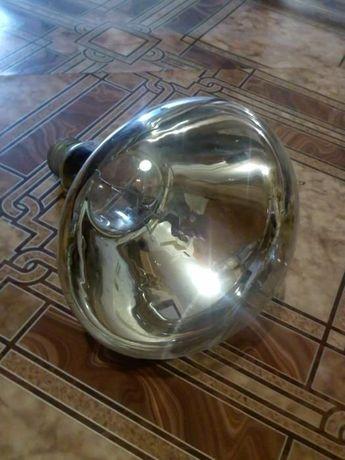 Лампа с зеркальным отражателем 500 Вт