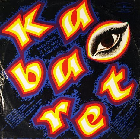 "KABARET Melodie z filmu ""Kabaret"" - Płyta LP Vinyl 33"