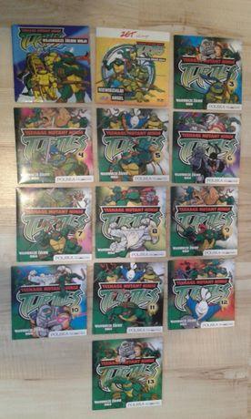 Wojownicze Zółwie Ninja kolekcja filmów