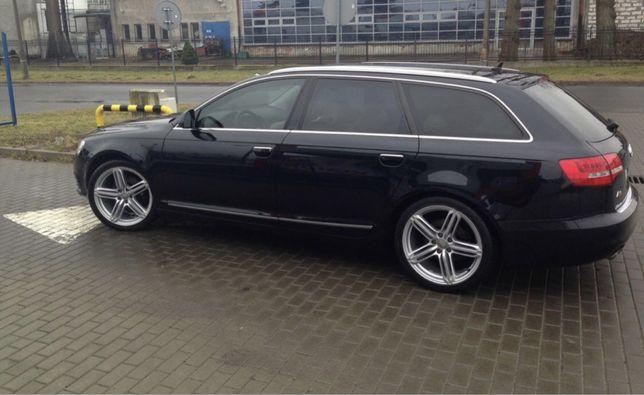 Audi a6 c6 cześci