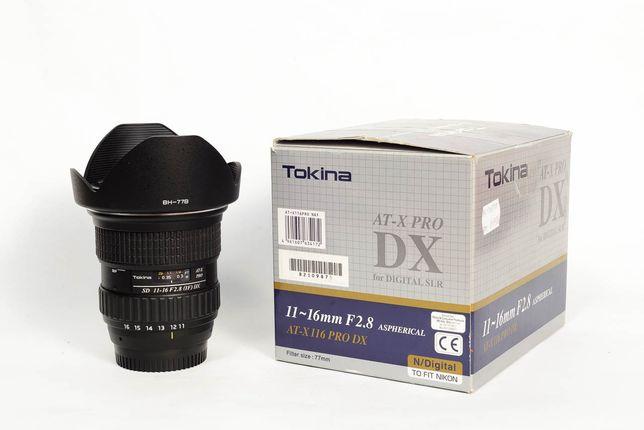 Tokina ATX-Pro DX 11-16mm f/2.8