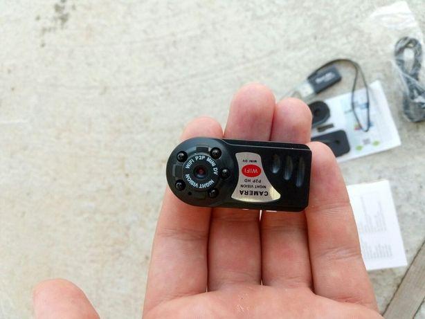 Камера Wifi мини камера Q7 Wifi мини камера Ip камера Q7