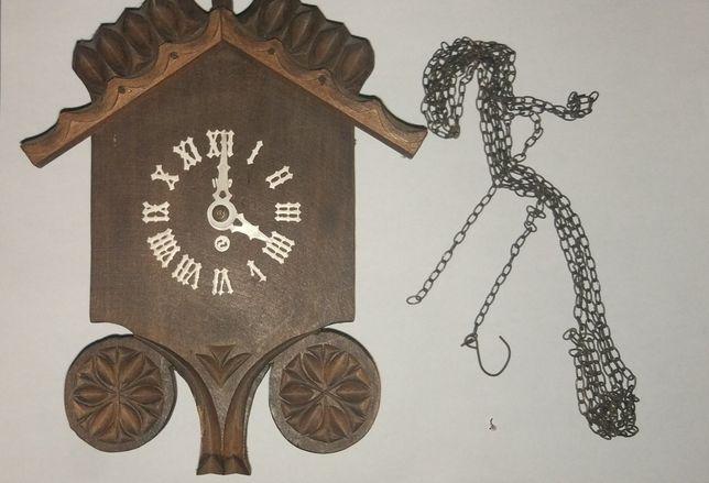 Zegar ścienny wahadłowy