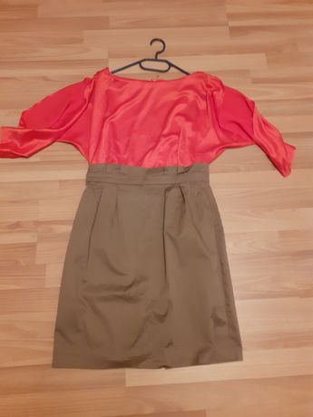 Fikuśna sukienka. Orsay