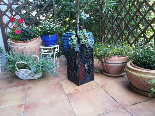Latarnia ogrodowa, Lampion