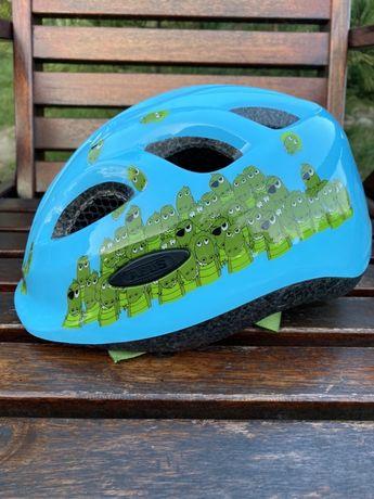 Kask rowerowy dla dziecka ABUS Smiley 52-55 cm