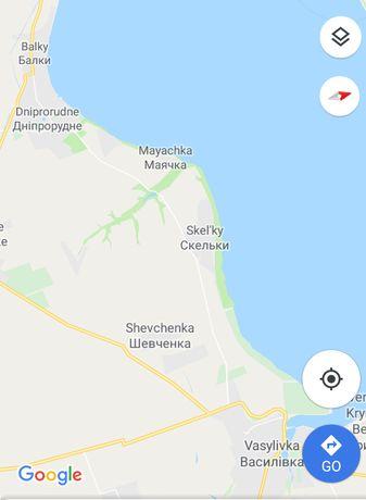 Продам участок в селе Балки Запорожской области