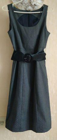 Стильное платье сарафан/Офис