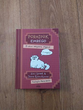 """Sprzedam książkę """"Poradnik Emrego. O sztuce zdobywania przyjaciół."""""""