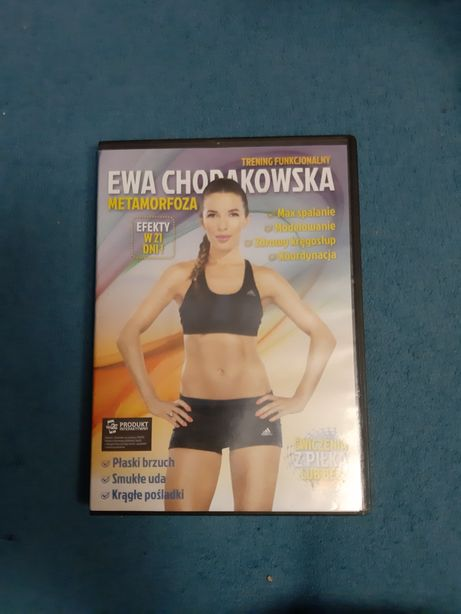 Trening metamorfoza Ewy Chodakowskiej!