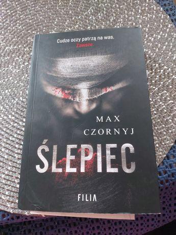 Ksiazka kryminal Max Czornyj