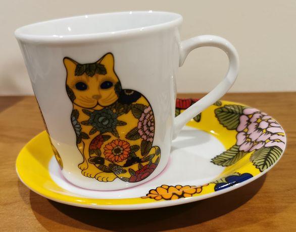 Chávena Chá NOVA Loja do Gato Preto