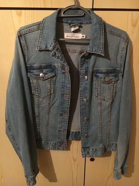 Kurtka jeansowa H&M rozmiar 40 wysyłka 5zl