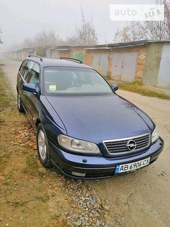Opel omega 2.5 dti 2003