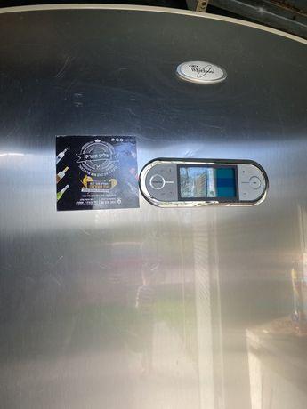Великий і Вмісткий! холодильник Whirlpool / 190см / 440 л