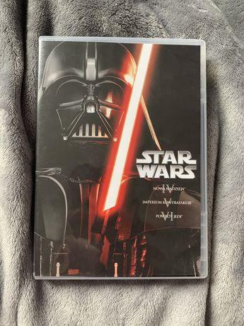 Gwiezdne Wojny IV-VI (3  DVD)