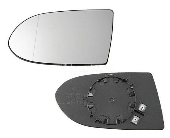 NOWY wkład lusterka lewe szkło podgrzewane elektryczne Opel Zafira A