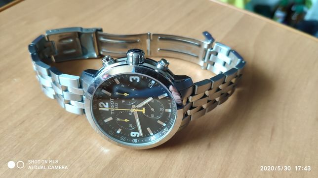 Часы Tissot PRC 200 Quartz Chronograph T055.417.11.057.00
