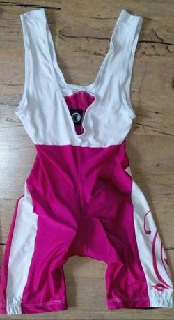Велошорты женские с лямками Sprinter Sportswear (Made in EU)