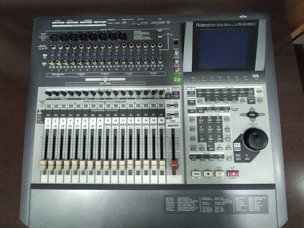 Roland VS2480 2.0- 2 placas efeitos