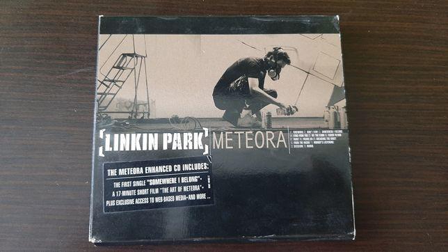Płyta Linkin Park Meteora edycja limitowana z bonusami