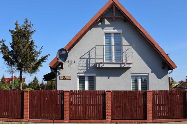 Dom na Mazurach Mietkowa Chatka do wynajęcia