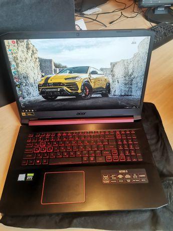 Ноутбук Acer nitro 5, IPS 144, Core i7, 9750H, ОЗП 16гБ, RTX 2060