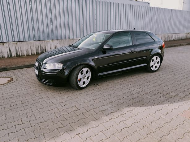 Audi a3 8p podgrzewane fotele!
