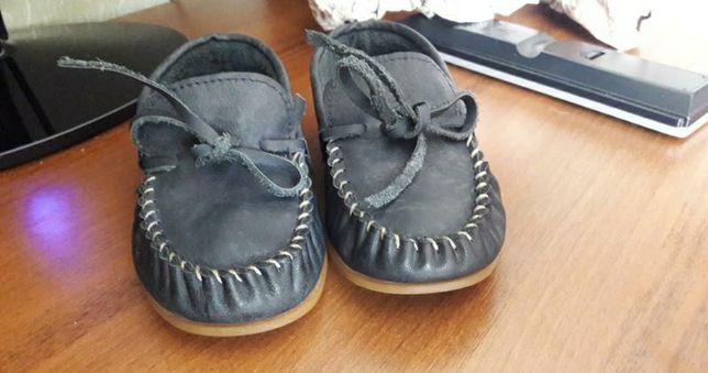 Кожа мокасины туфли