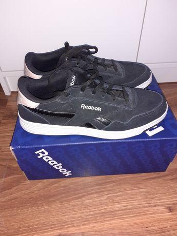 Czarne buty Reebok r. 38.5
