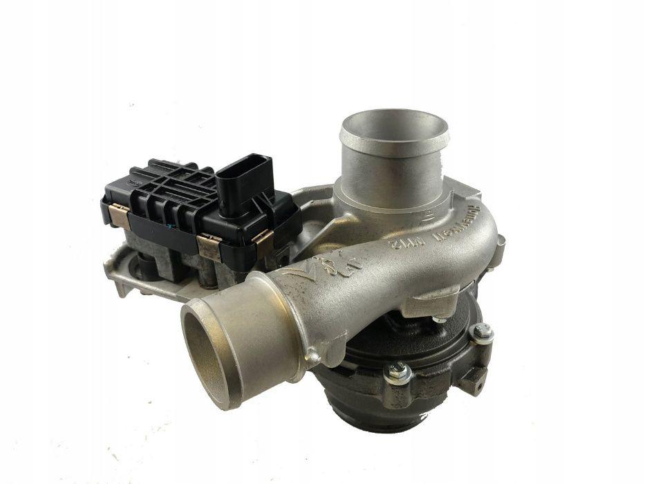 Turbina Turbosprężarka Citroen Jumper III 2.2 HDI 150 (798128 ) Borowa - image 1