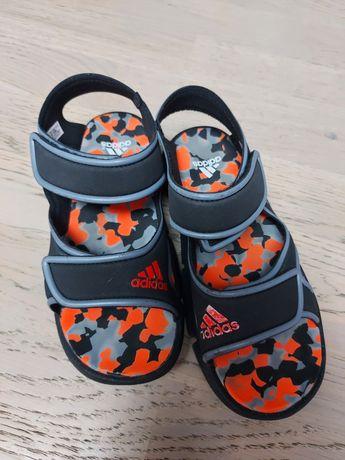 Sandały adidas rozmiar 34