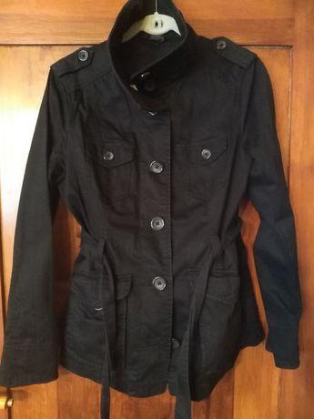 Krótki płaszczyk H&M r. 40