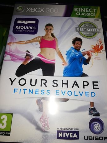 Your Shape Fitness Evolver XBOX 360