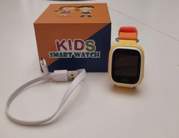 smartwatch gps calmean child watch