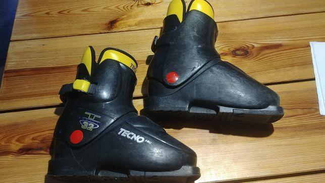 Buty narciarskie TECNO PRO 36 / 230 mm dziecięce