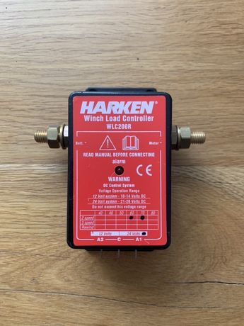 Harken winch load conntroller WLC 200R 24V