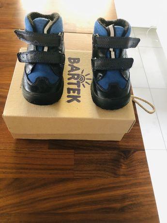 Buty zimowe dziecięce Bartek r. 22 idealne