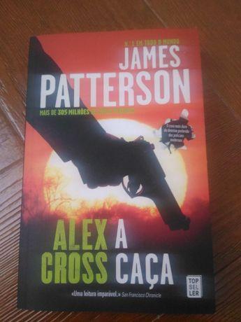 A caça, de James Patterson