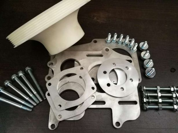 Kompresor Eaton M62 BMW E30 E36 E34 Drift KJS Tuning Turbo