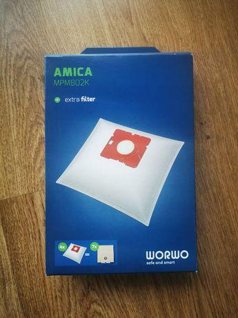 4x Amica MPMB02K + filtr