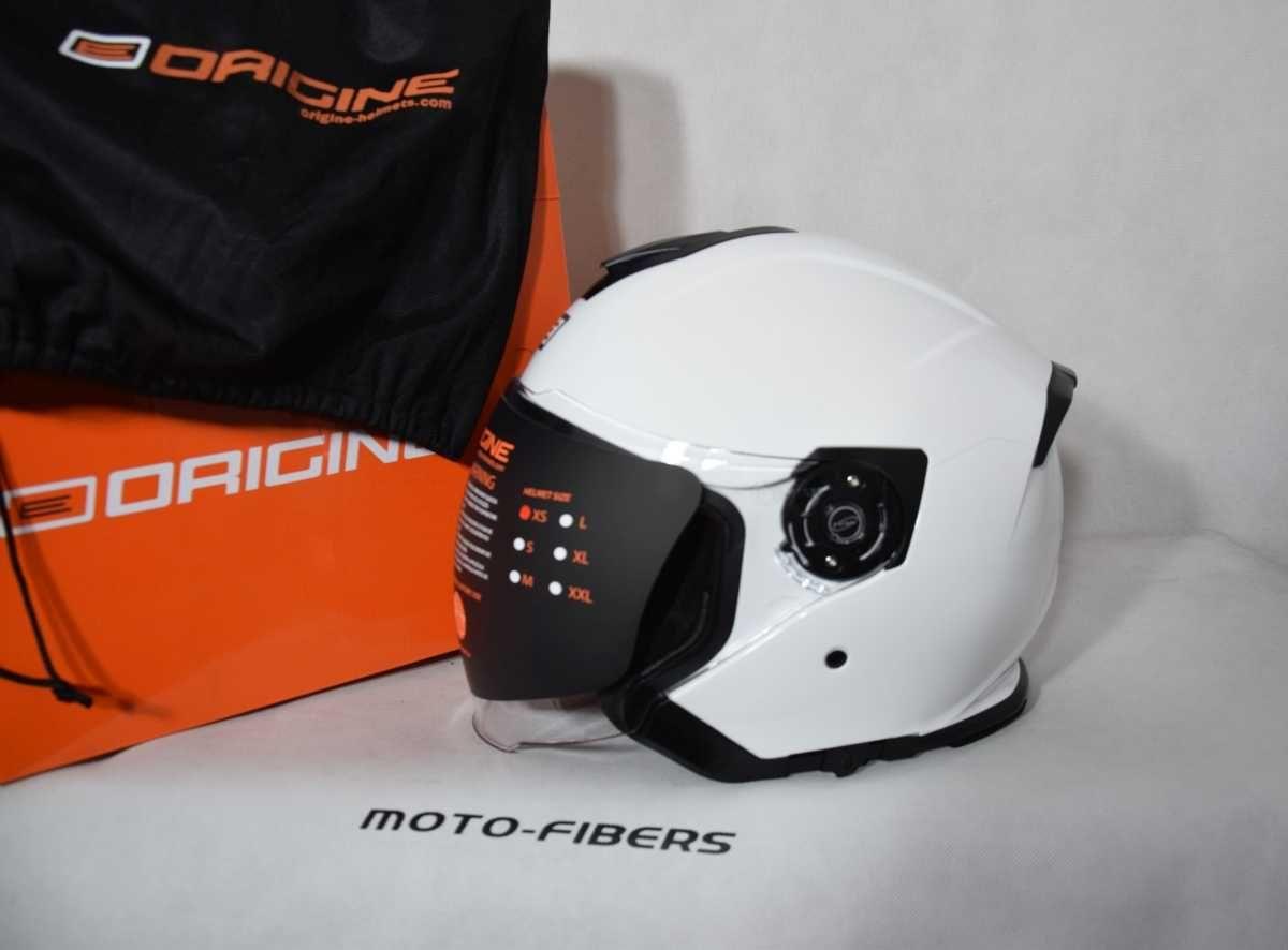 Kask motocyklowy otwarty ORIGINE PALIO2.0 r M