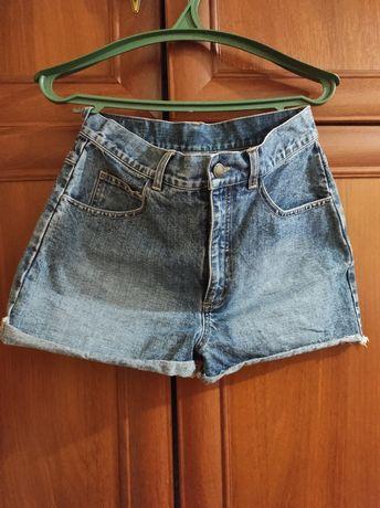 Продам шорти джинсові
