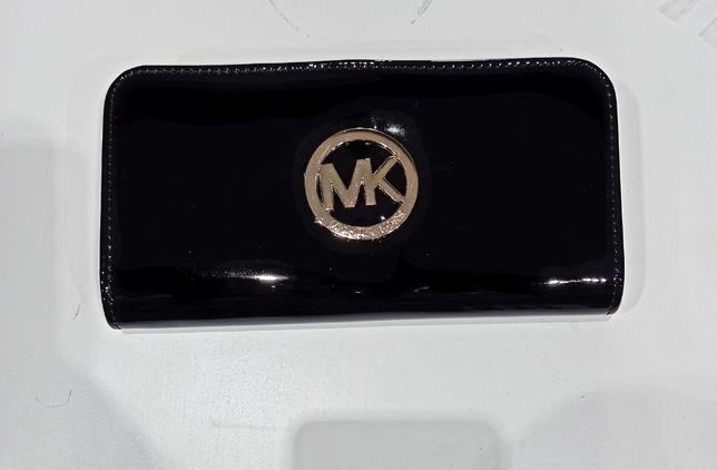 Portfel damski MK Michael Kors czarny duży