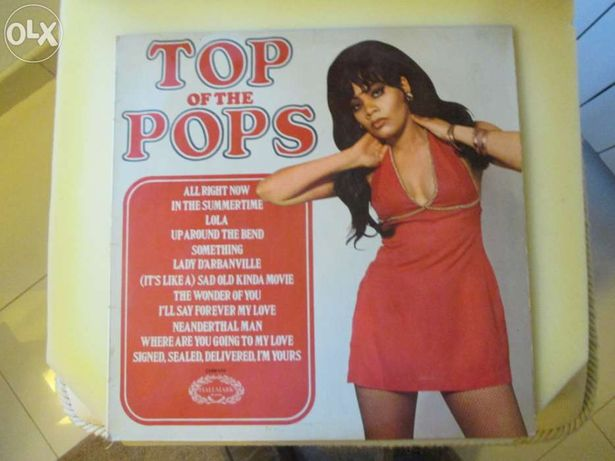 LP Top of the Pops (anos 70)