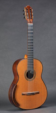 Gitara klasyczna lutnicza Teryks - sandwich Nada-Brahma