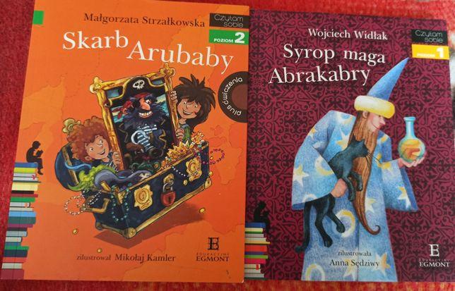 Książeczki do nauki Czytania