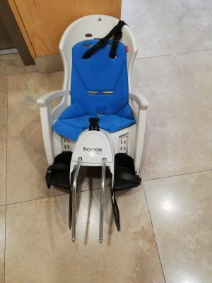 Cadeira para bicicleta hamax