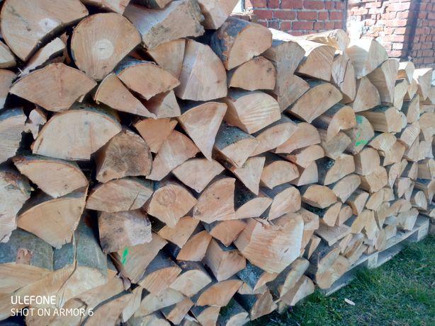 Drewno opałowe,kominkowe : dąb,jesion buk